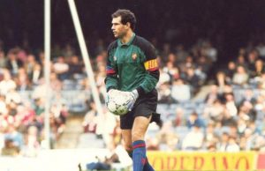 Andoni Zubizarreta is one of the Players With Most Appearances in Laliga