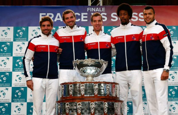 Tennis TV schedule Davis Cup 2017 - who shows the Davis Cup France