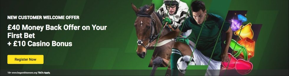 Betting sites with best odds- Unibet