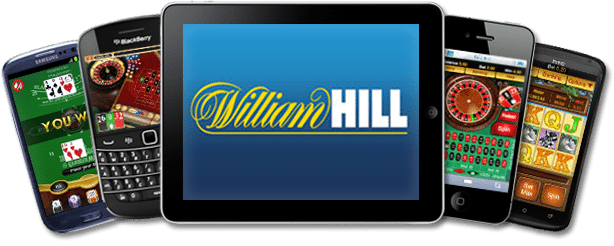 William Hill mobile - William Hill app