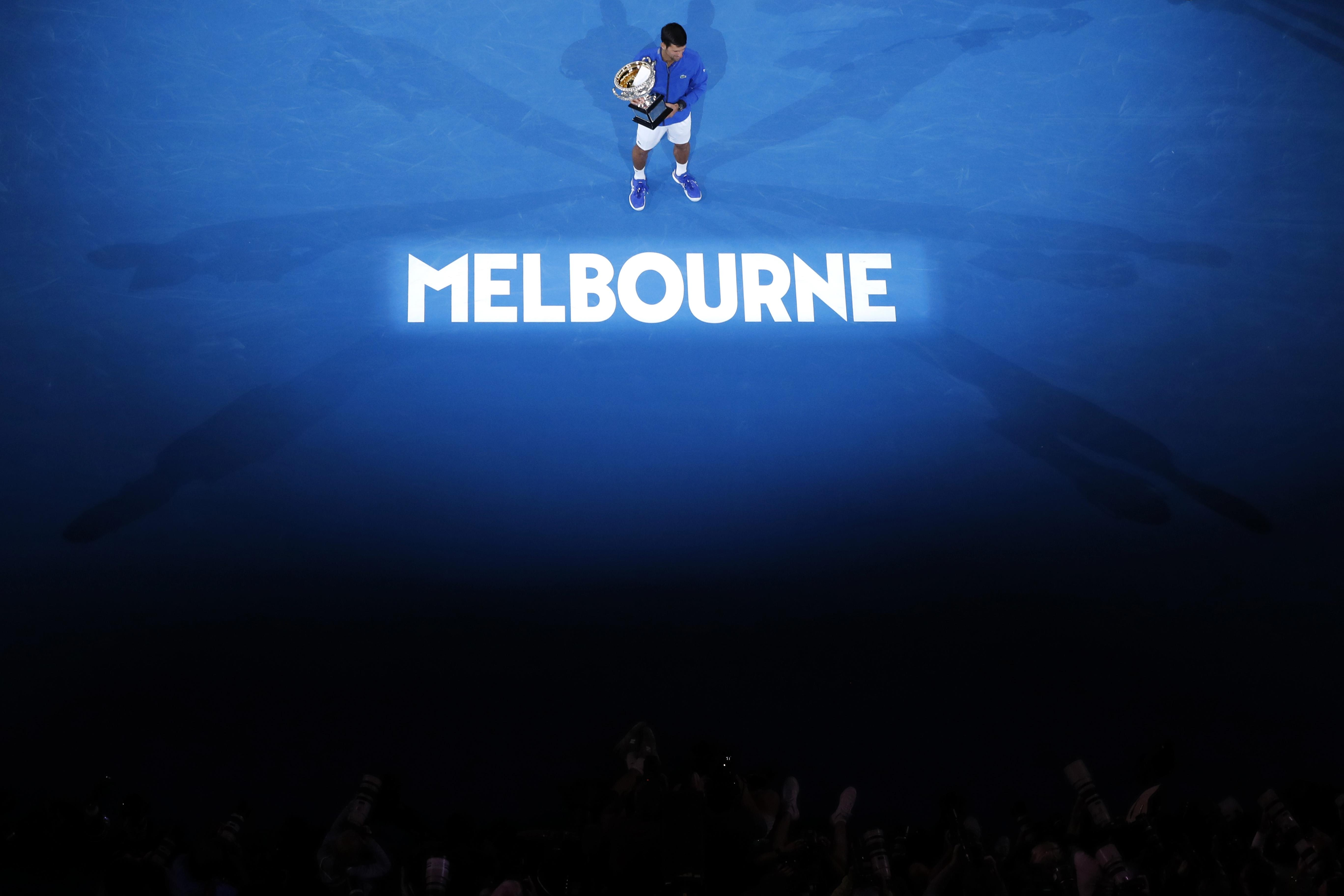 Australian Open Prize Money