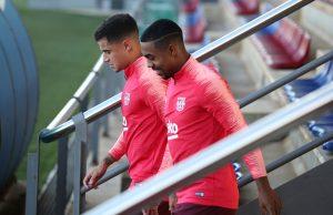 Barcelona Desperate For Malcom Sale To Tottenham Hotspur