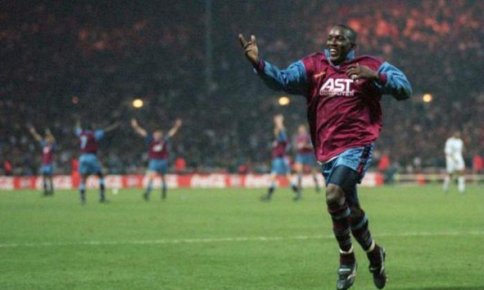 Fastest goal in the Premier League - Dwight Yorke - Coventry 0-3 Aston Villa - 1995-04-01