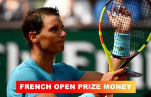 French Open 2019 Prize Money Breakdown for winner Roland Garros
