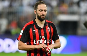 Gattuso axes Higuain for trip to Genoa