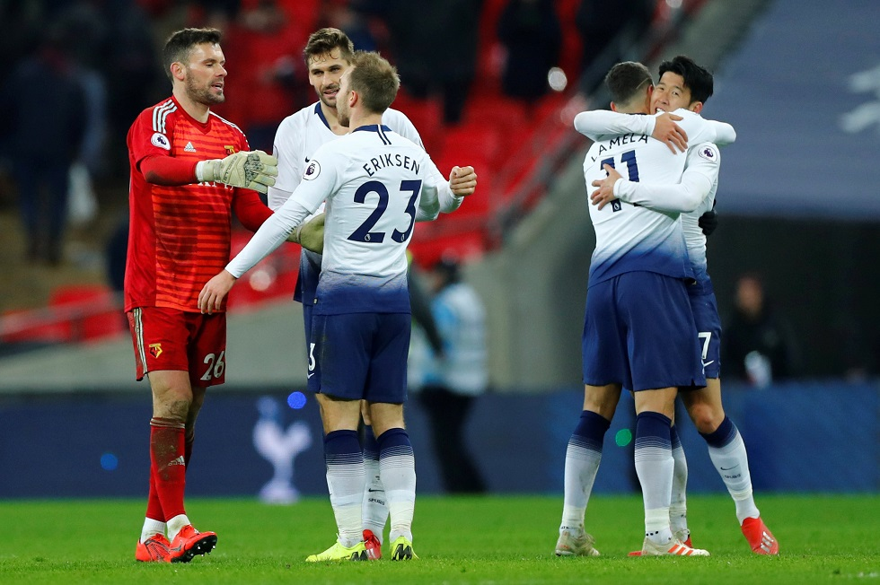 Tottenham Hotspur vs Watford Live Stream, Betting, TV, Preview & News