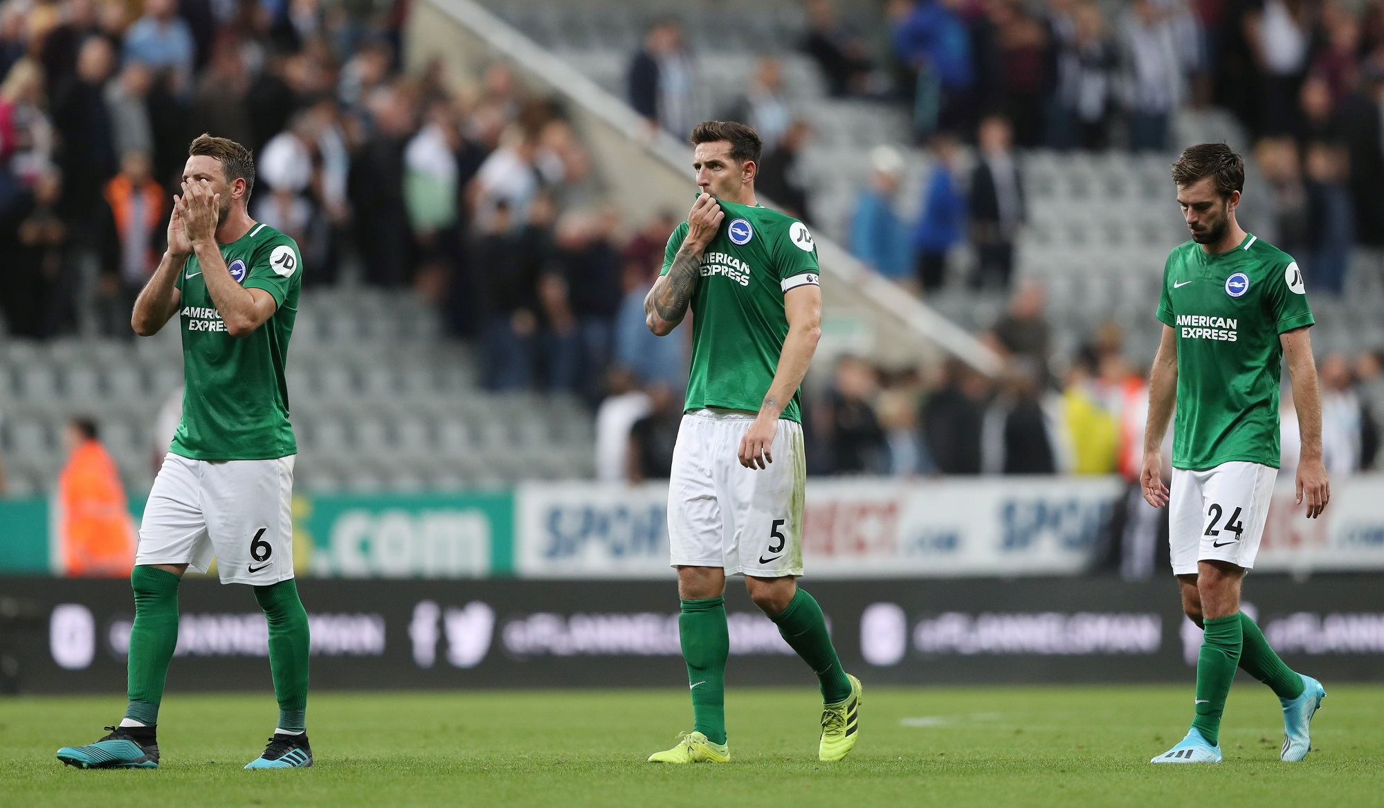 Brighton & Hove Albion FC transfers list 2019: Brighton new player signings 2018/19