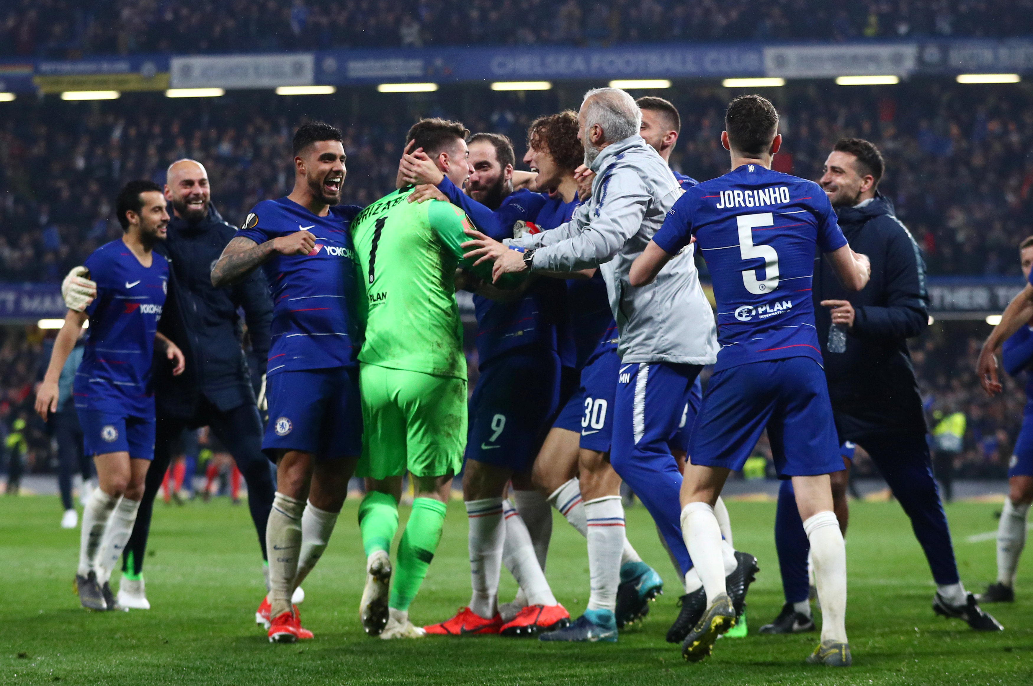 Chelsea Players Salaries 2019 (Weekly Wages) - Highest paid 2019/20