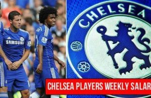 Chelsea Players Weekly Salary 2019 Highest Paid