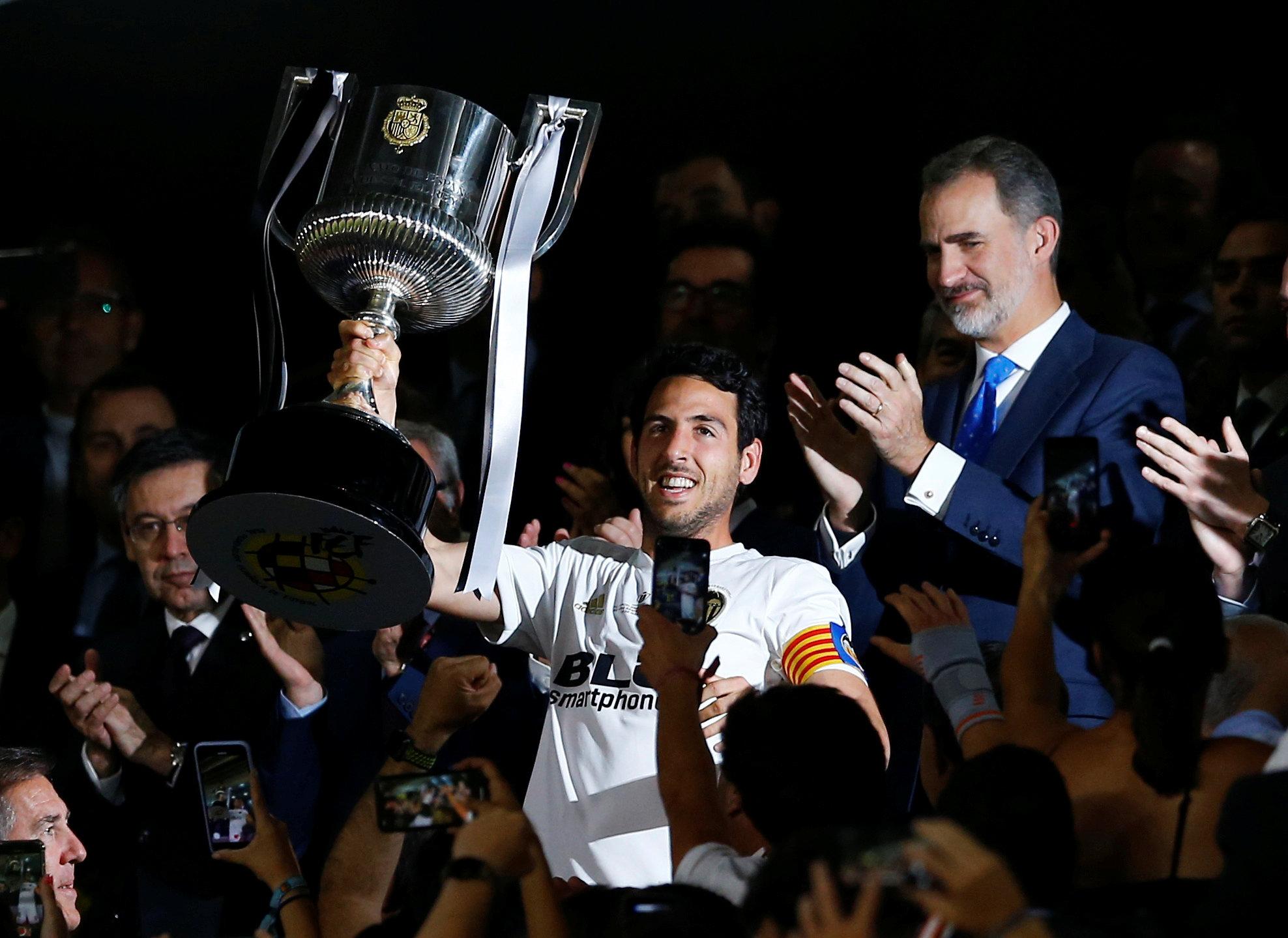 Copa del Rey Winners List - Past all time winners 1903-2019