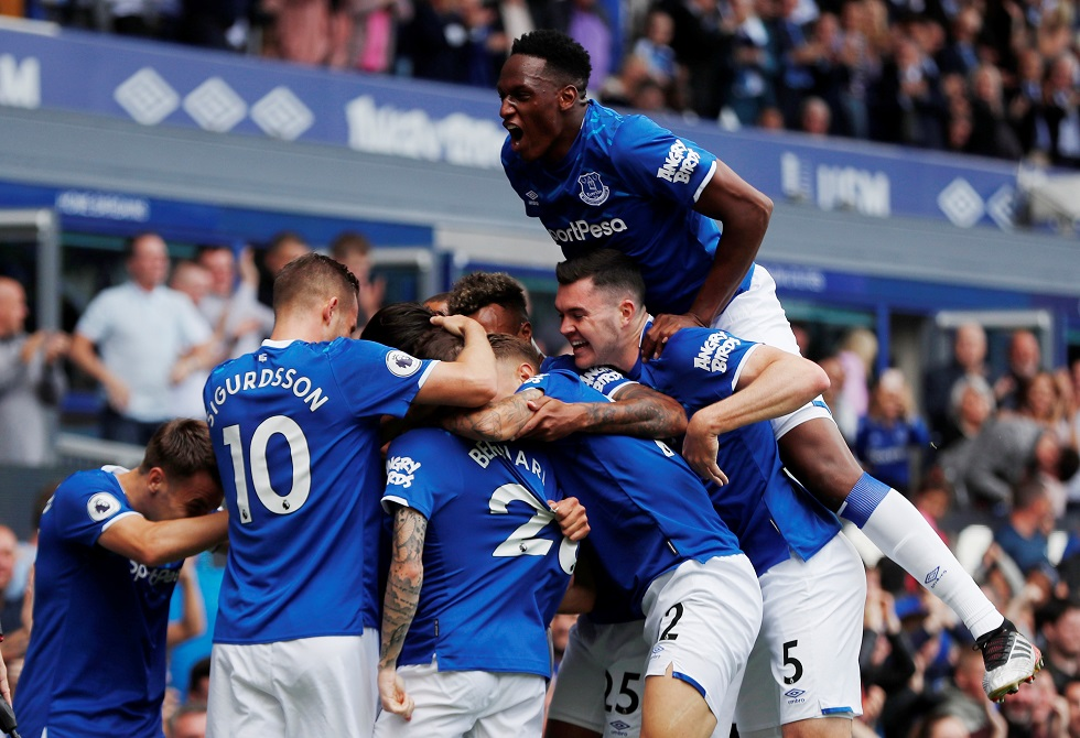 Everton Players Salaries 2019/20 (Weekly Wages) - Highest Paid 2019