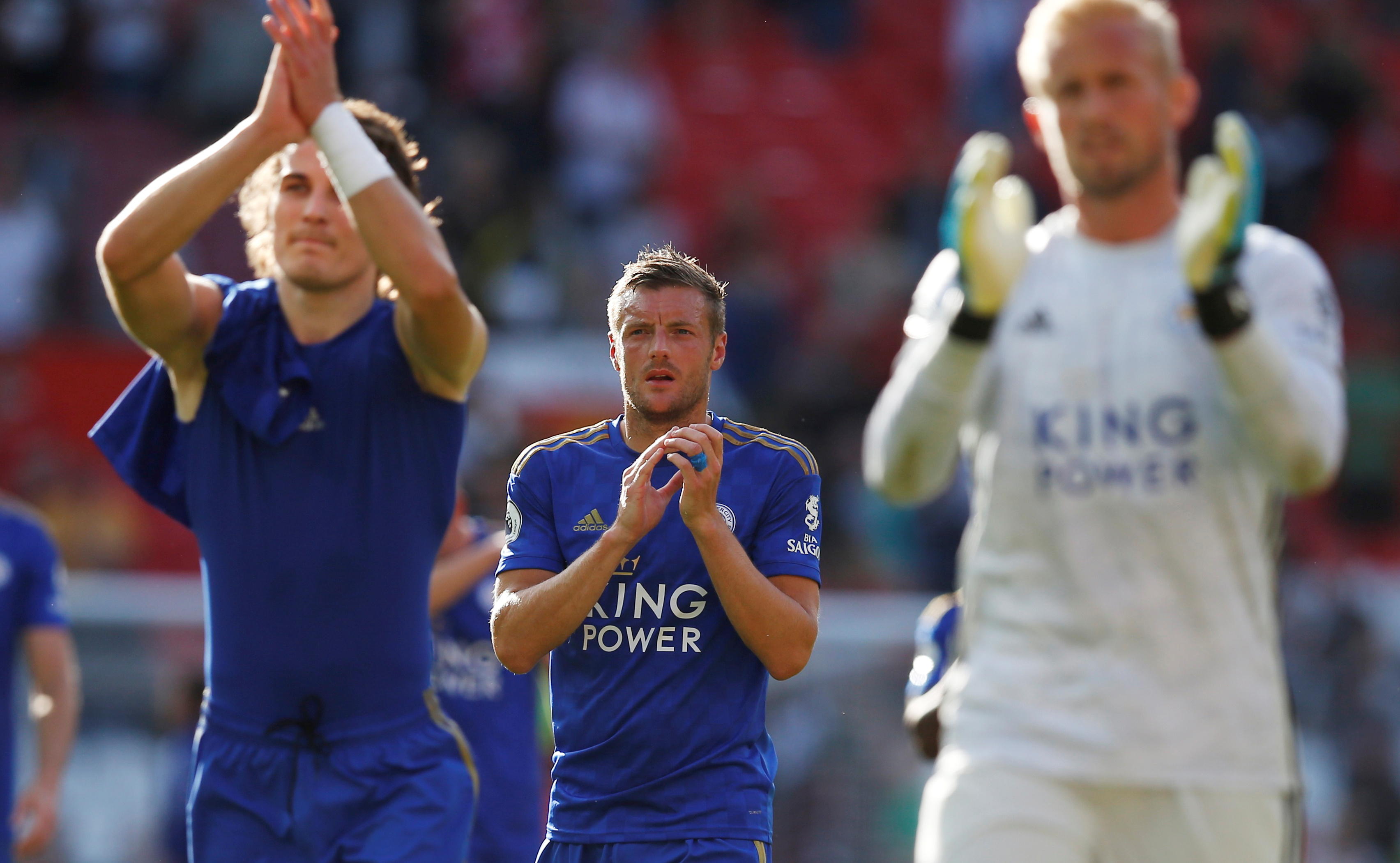 Leicester City FC Squad 2019: Leicester City FC first team all players 2019/20