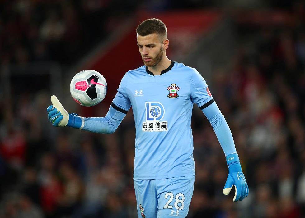Southampton Squad 2019-20 Goalkeepers