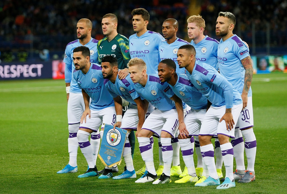 Manchester City Squad 2020: Man City first team & all players 2020/21