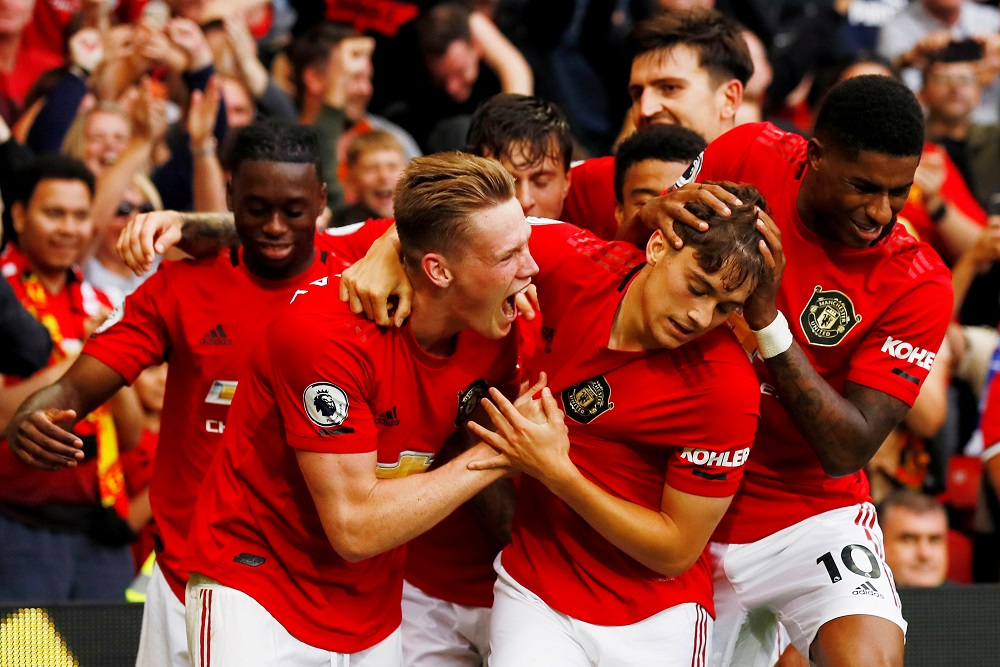 Manchester United FC Squad 2019: Man Utd First Team All