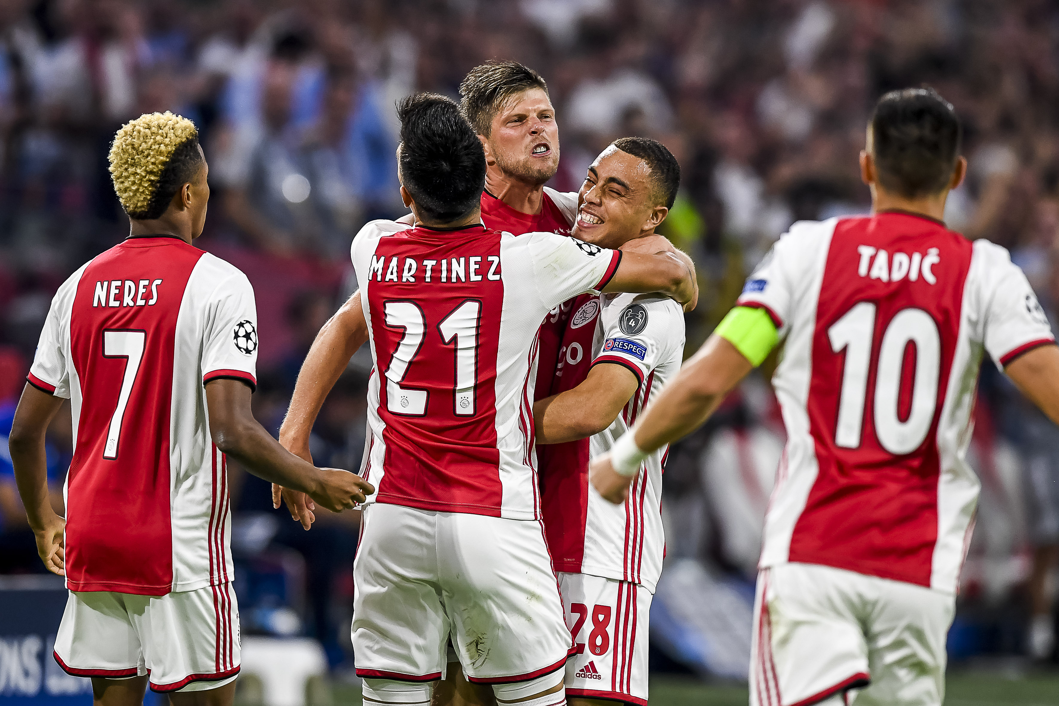 AFC Ajax Tickets 2018/19 Season | Football Ticket Net