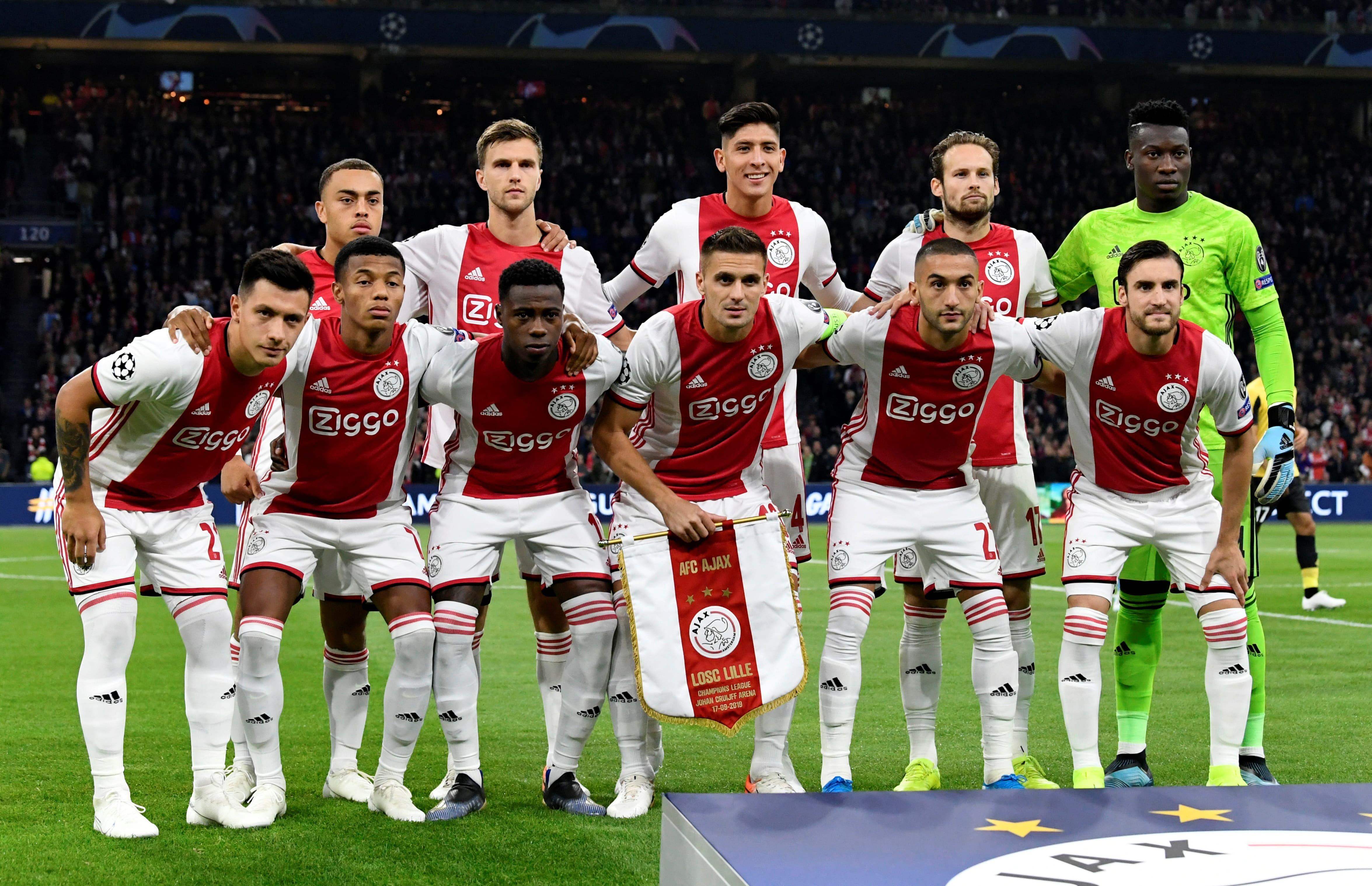 AFC Ajax Players Salaries 2019/20 (Weekly Wages)