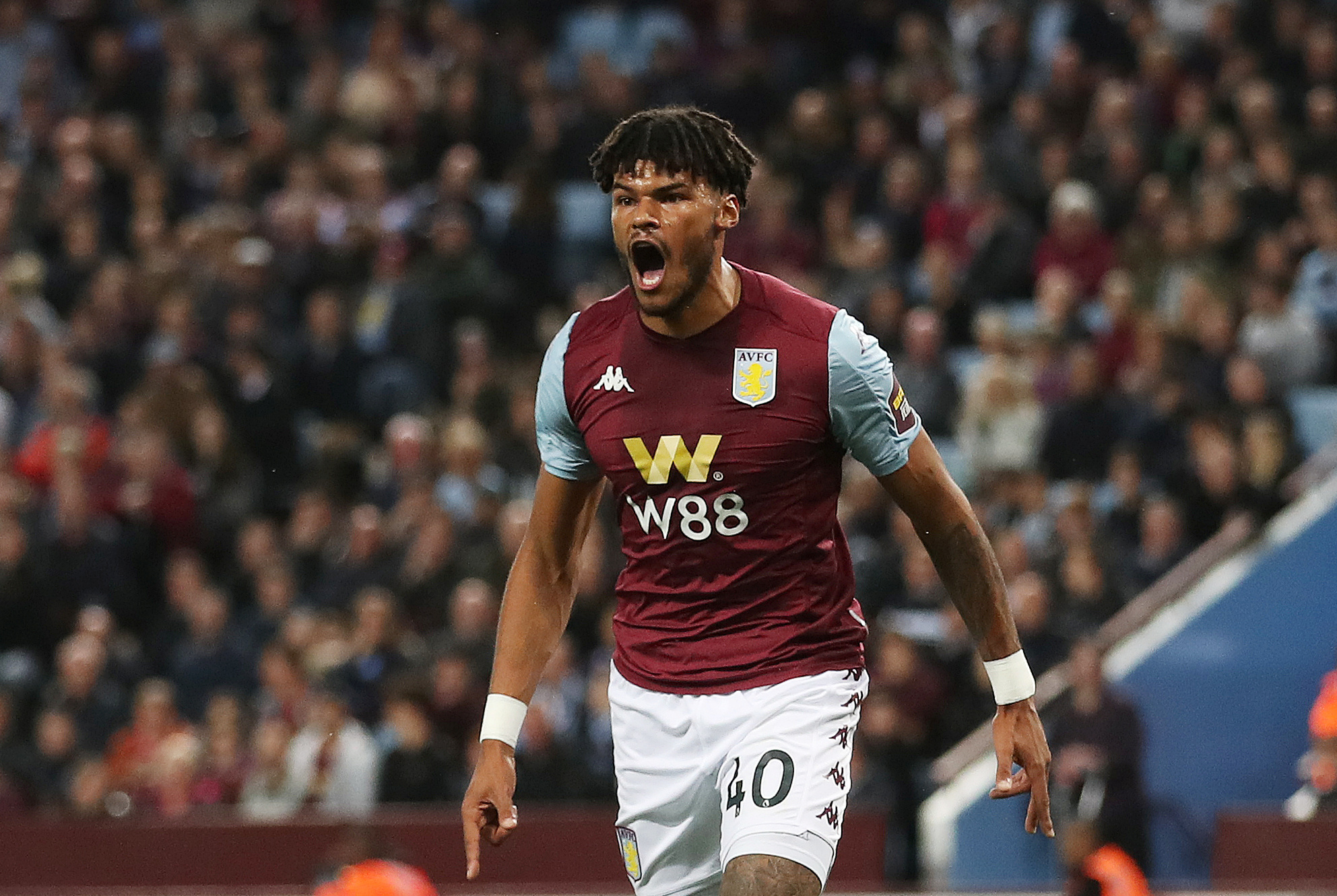 Aston Villa FC Defenders 2020/21: Tyrone Mings
