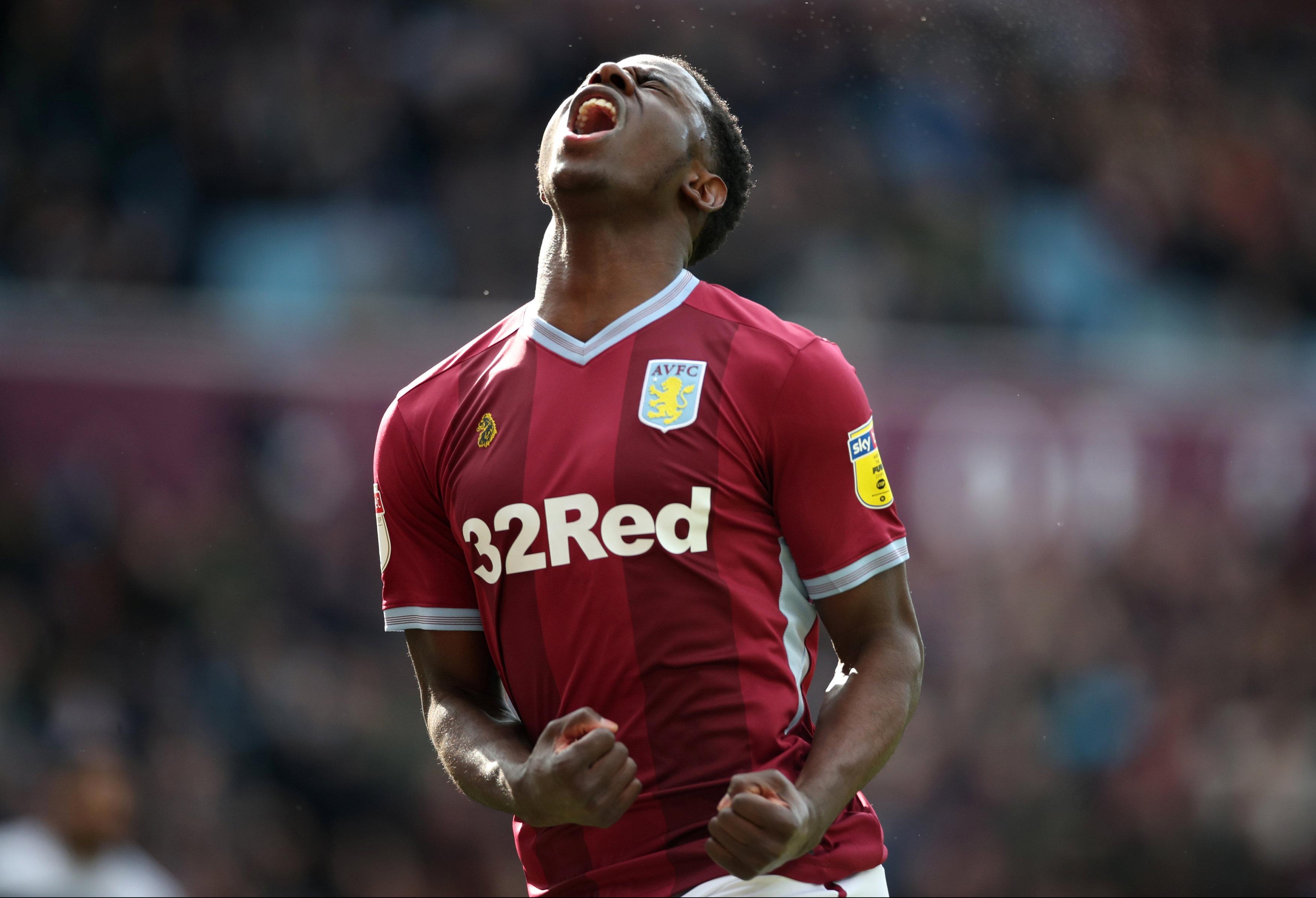 Aston Villa FC Strikers 2019/20: Keinan Davis