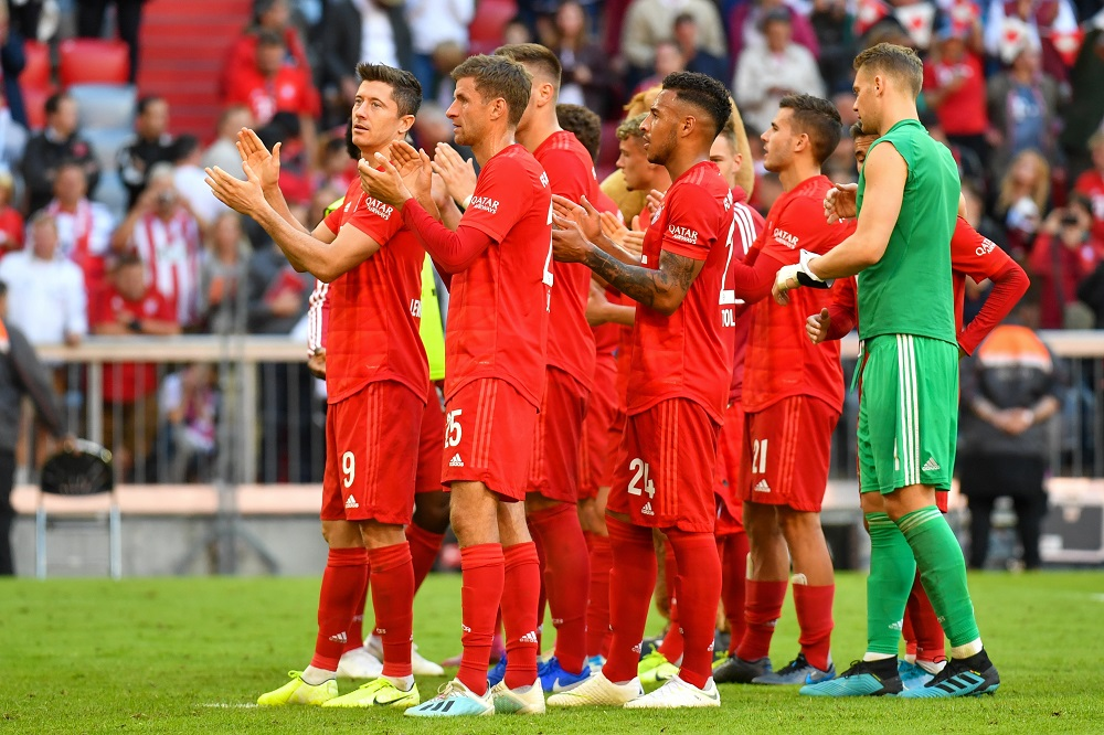 FC Bayern Munich Players Salaries 2020 (Weekly Wages)