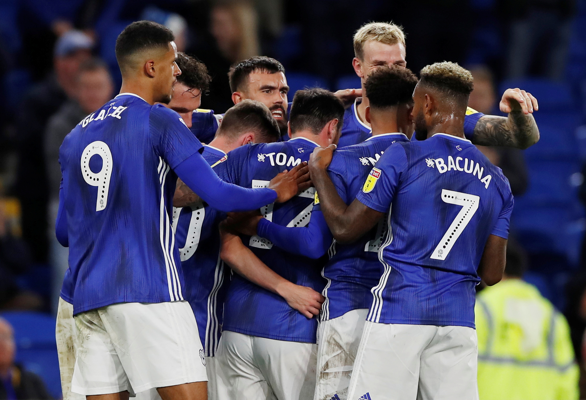 Cardiff City Salaries 2019/20