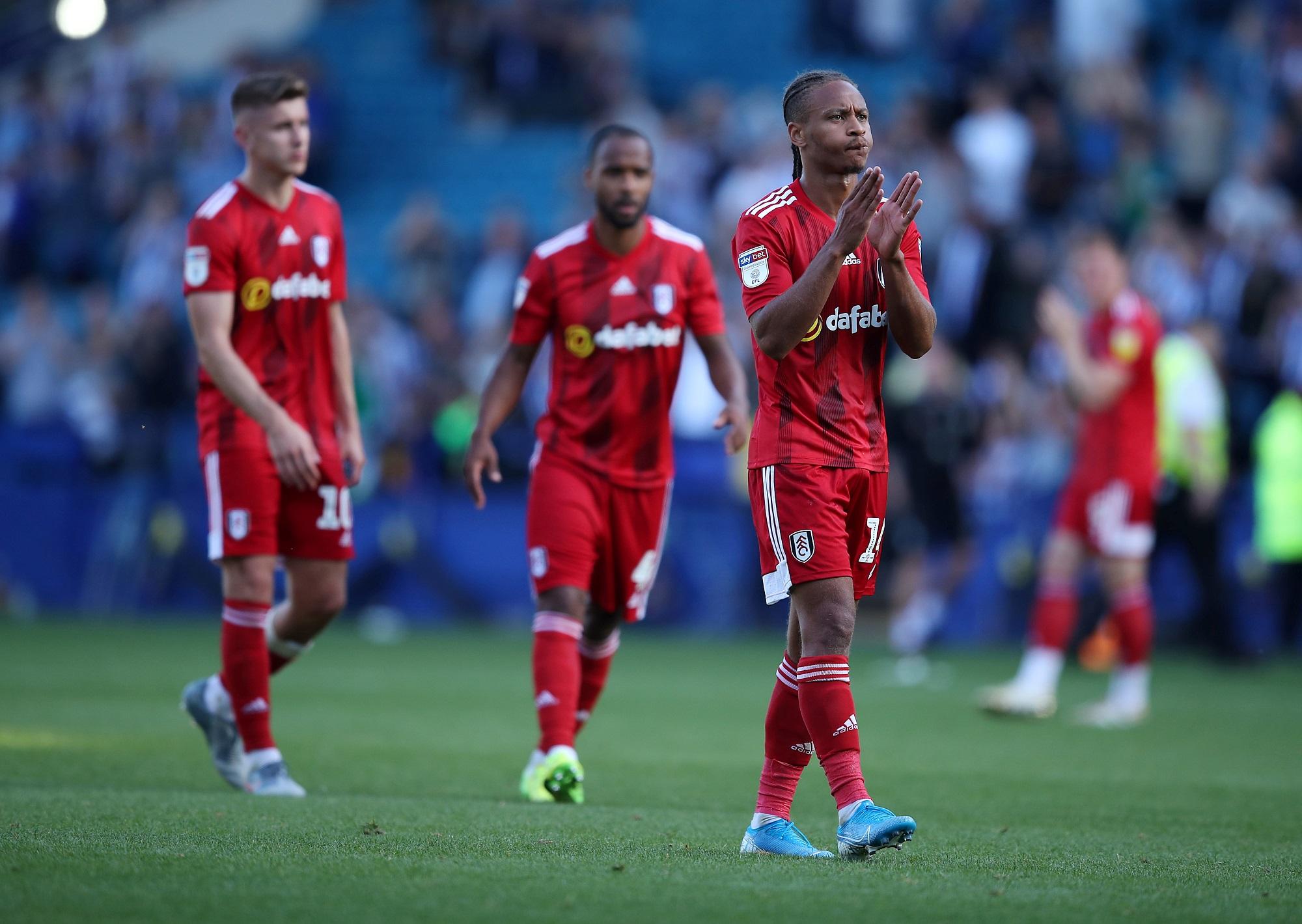 Fulham Squad 2019