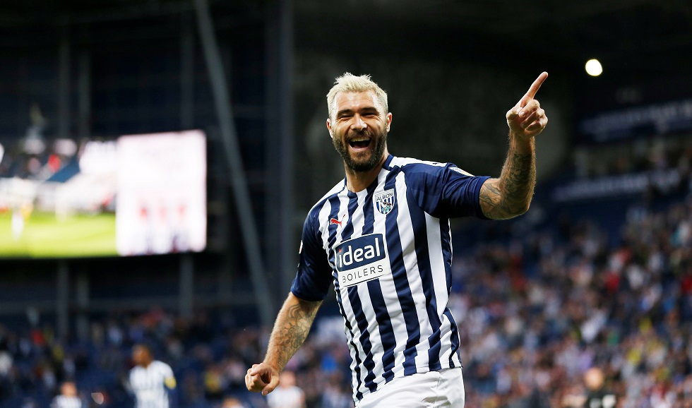 West Bromwich Albion Squad First Team New Arrivals Austin