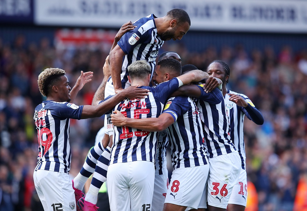 West Bromwich Players Salaries 2019/20 (Weekly Wages)
