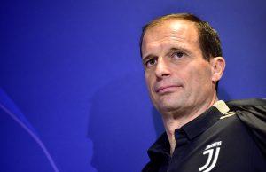 Allegri demands higher intensity from Juventus