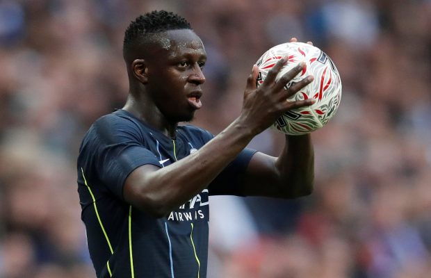 Benjamin Mendy Vows To Remain On The Right Track After FA Cup Victory