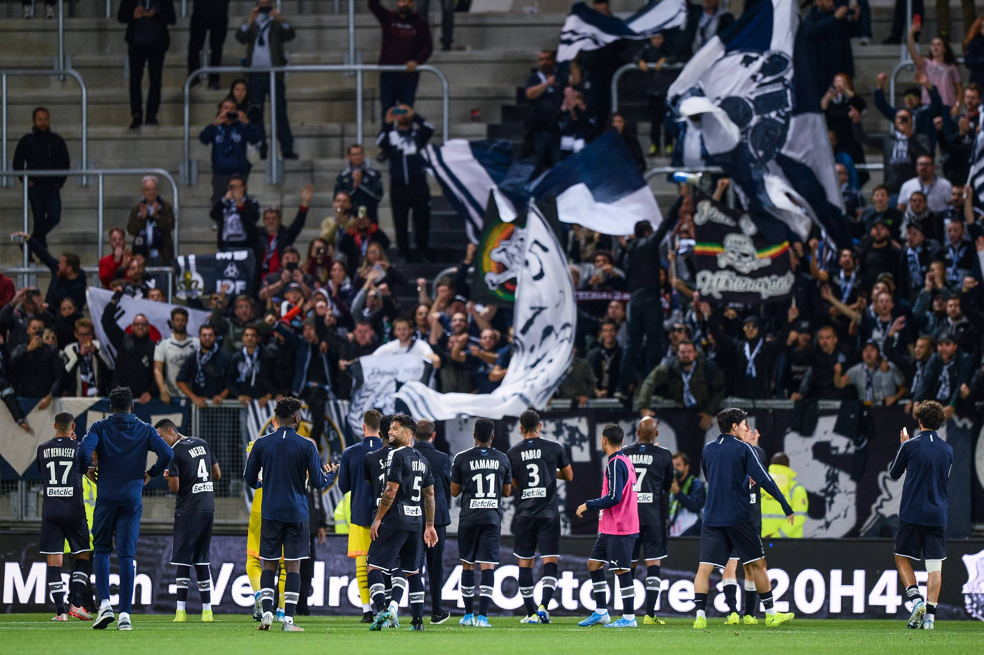 Bordeaux Players Salaries 2020 (Weekly Wages)