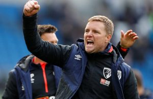 Eddie Howe Satisfied To Cross 40 Point Hurdle
