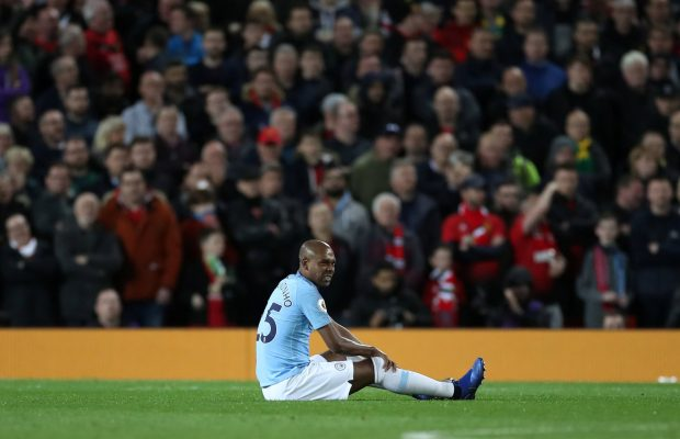 Fernandinho says City are fighting to death