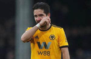 Joao Moutinho Reveals His Desire To Win Trophies At Wolves