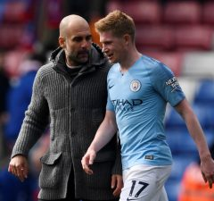 Kevin De Bruyne Shocked To Register His First Assist Of The Season