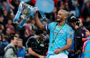 Kompany makes Manchester City transfer decision
