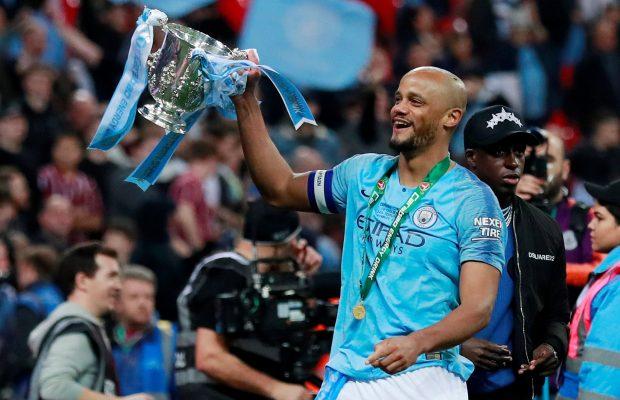 Kompany makes Manchester City transfer decision