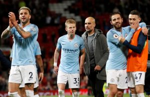 Pep Guardiola Instructs Manchester City Players To Remain Focused