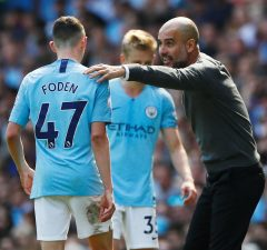 Pep Guardiola Warns Teenage Star About His Manchester City Future