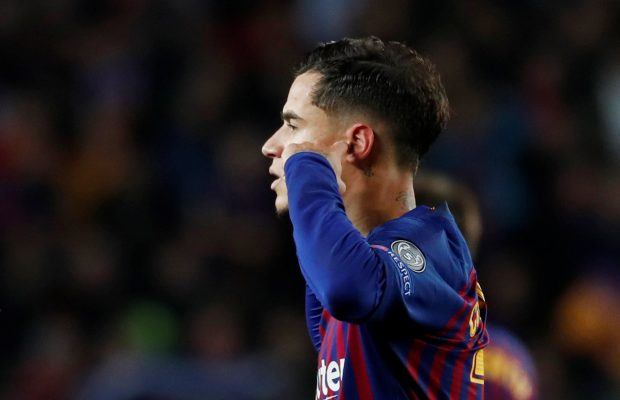 Philippe Coutinho Responds To Criticism Over His Goal Celebration