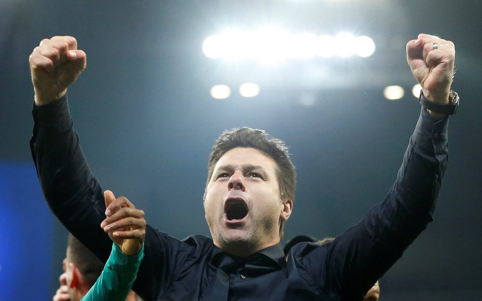 Pochettino hails his players as heroes