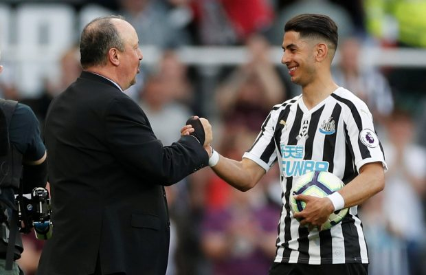 Rafa Benitez Confirms He Is Yet To Be Offered A New Contract