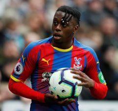 Roy Hodgson Insists Aaron Wan-Bissaka Will Remain At Crystal Palace