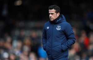 Silva bemoans Everton's lack of aggression
