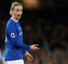 Tom Davies Extends Everton Stay