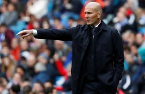 Zidane says there will be changes in the summer