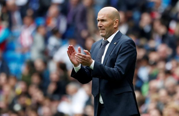 Zidane wants to ring some changes