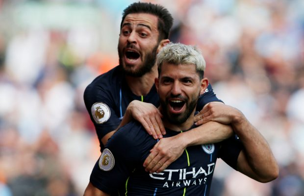 Barcelona giving chase to Manchester City's Silva