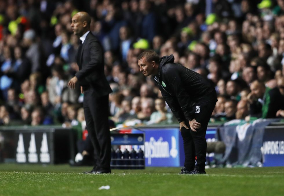 Brendan Rodgers Is Confident Ahead Of the Manchester City Clash