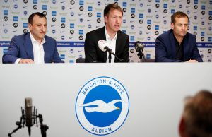 Brighton Replaces Chris Hughton With Graham Potter